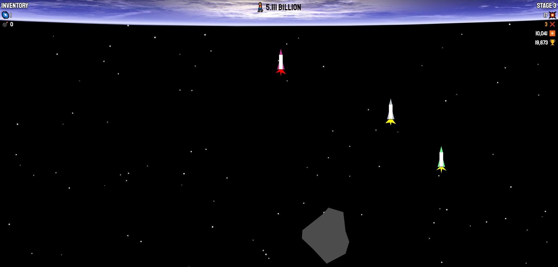 image of speed rocket game
