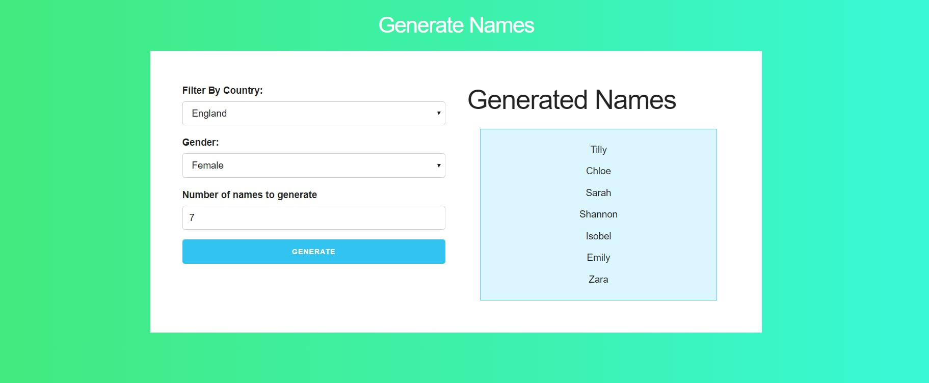 image of name generator