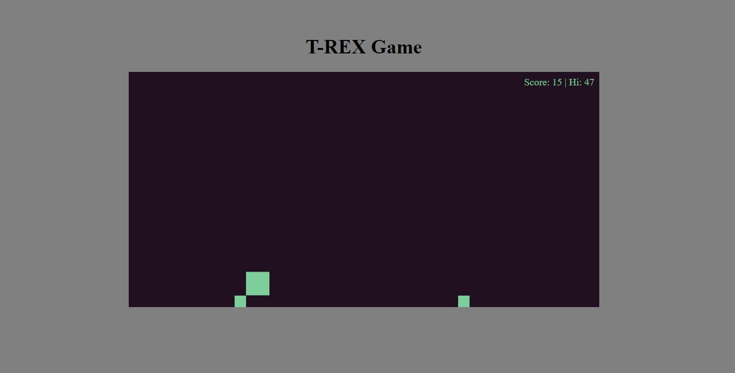 image of t-rex game