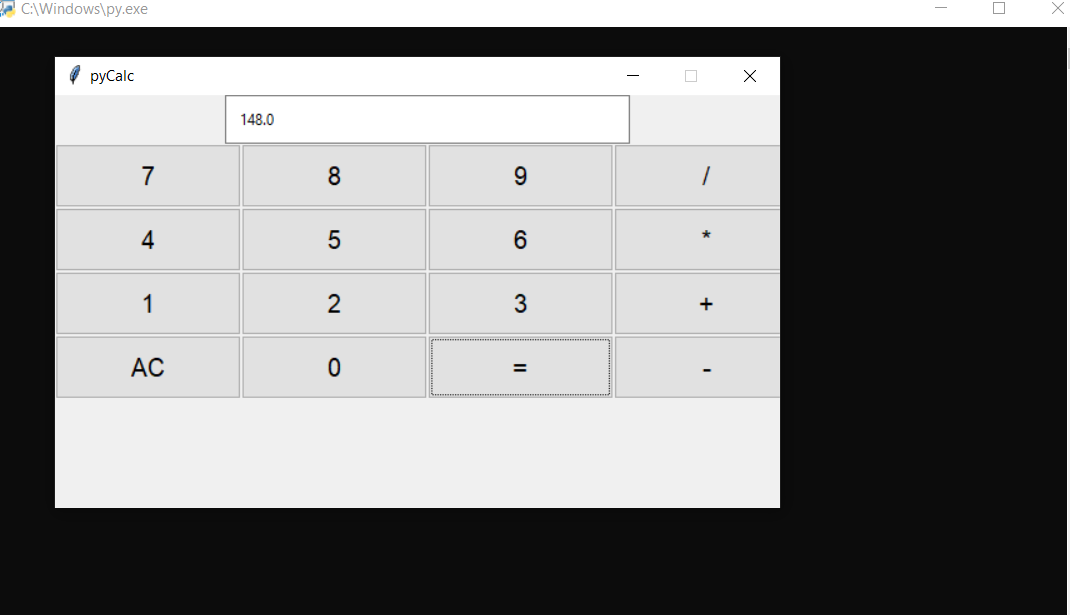 gui calculator