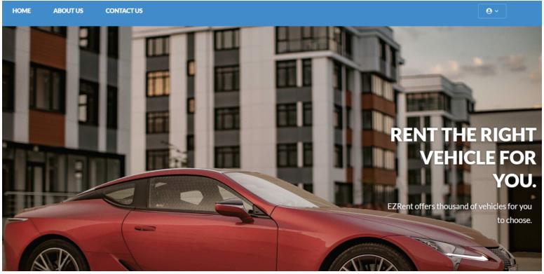 Car Rental in php