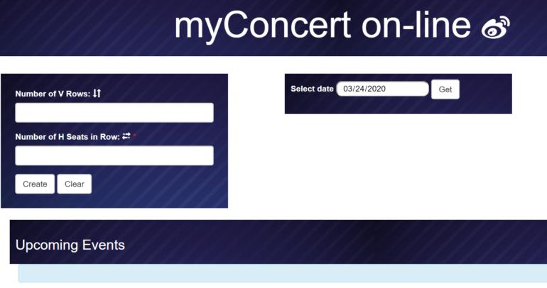 Concert Hall system