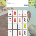 Card Memory Game In JavaScript With Source Code