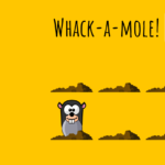 Whack a Mole In JavaScript With Source Code