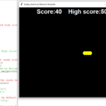 Basic Snake Game In Python with Source Code