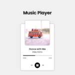 Music Player In JavaScript with Source Code