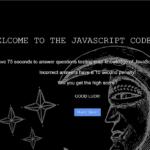 Code Quiz In JavaScript With Source Code