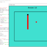 Snake Eating Game In Python With Source Code