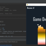 Stack Tower In Python With Source Code